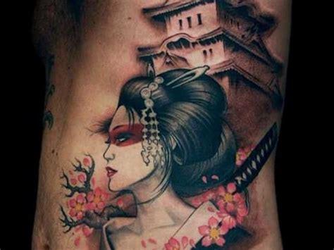 geisha eye tattoo 108 amazing japanese tattoos that are very cultural