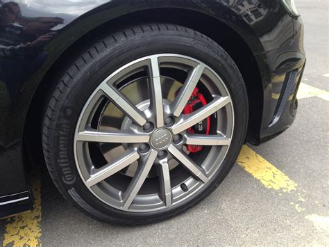 matt rims matt 10 spoke alloy wheels audi sport net