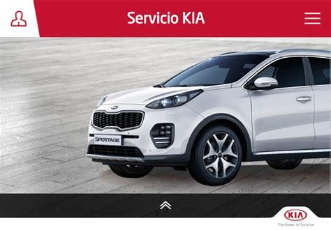 Kia Help Kia Argentina Propone App Servicio R 225 Pido Para Ahorrar