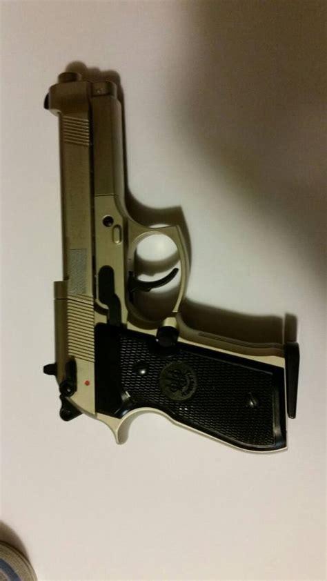 porto armi sportivo costo vendo beretta 92 fs co2 inox cal 4 5 matricolata serve