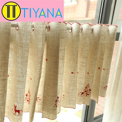 christmas lace curtains popular christmas lace curtains buy cheap christmas lace