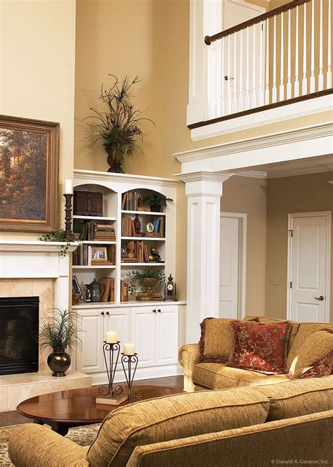 built in shelving built in shelving ideas for the great room
