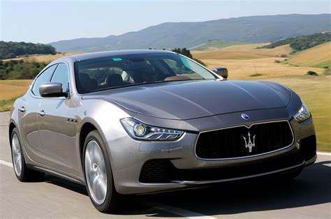 new maserati ghibli 2014 maserati ghibli front right view 4 photo 32