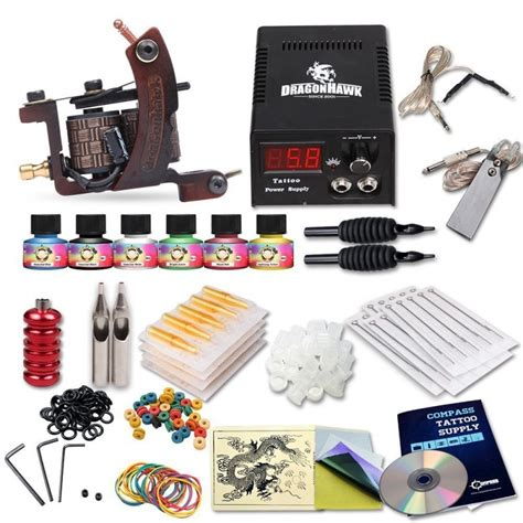 cheap tattoo kits under 20 100 popular gun starter kit cheap discount