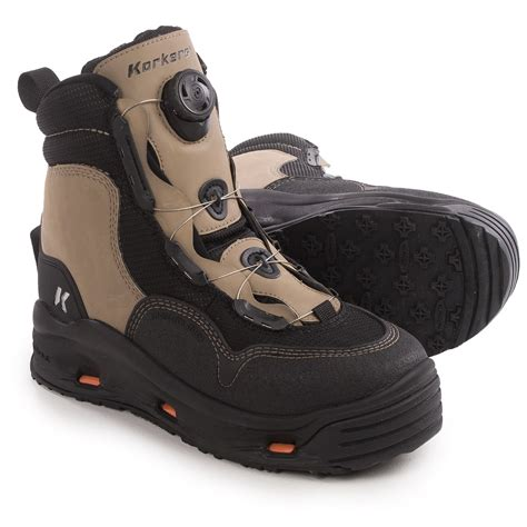 korkers wading boots korkers whitehorse wading boots for save 44