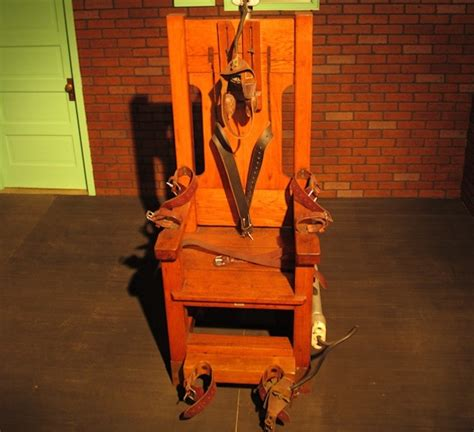 Electric Chair Execution Pics by Tennessee Is Bringing Back The Electric Chair Vice