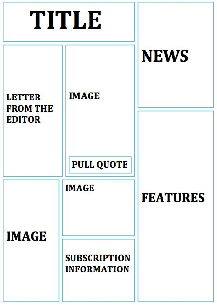 magazine layout templates word bradley broughton as media flatplan magazine cover design