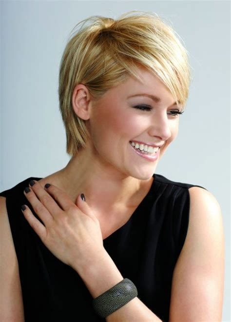 short hairstyles short straight layered haircuts 62 with short straight