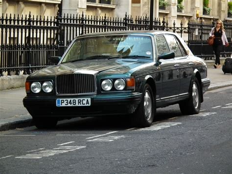1997 Bentley Brooklands Pictures Information And Specs