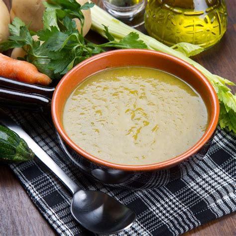 recette soupe de l 233 gumes facile rapide
