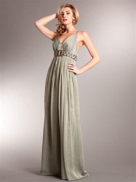 Grecian Goddess Halter Evening Dress   Sung Boutique L.A.