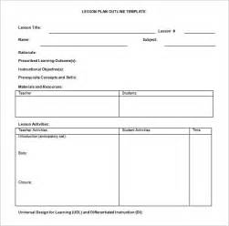 lesson plan template for word doc 580528 weekly lesson plan template word document