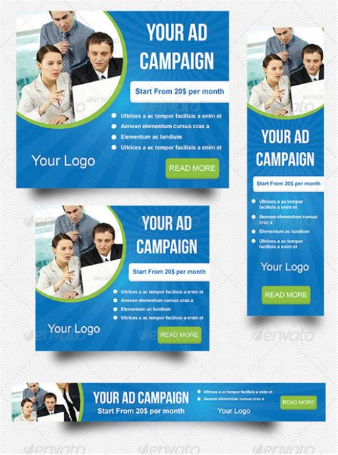 professional ads design banners by gassh on envato studio