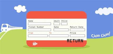 printable train tickets uk train ticket template paperzip
