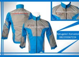 usaha membuat jaket hasil produksi dan desain jaket weaprack pt trimitra maju
