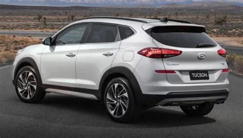 when will the 2020 hyundai tucson be released 2020 hyundai tucson release date redesign price and
