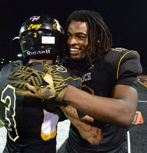 Coast Section Football Playoffs by Ncs Football Playoffs Najee Harris In Antioch Win