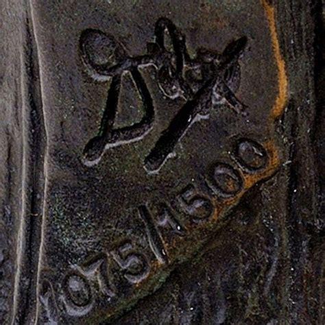 Polieren Traduction by Salvador Dali Original Bronze Sculpture Quot La Surr 233 Aliste