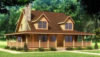 cottage vacation home mountain cabin from plans free small house