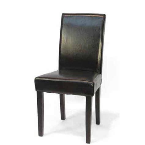 sedie ecopelle nere sedia in ecopelle nera mobili etnici provenzali shabby