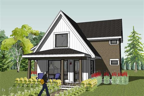 cottage farmhouse plans simply home designs worlds best small house
