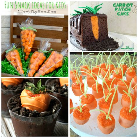 treat ideas for quot carrot quot treat ideas that everyone will crafty morning