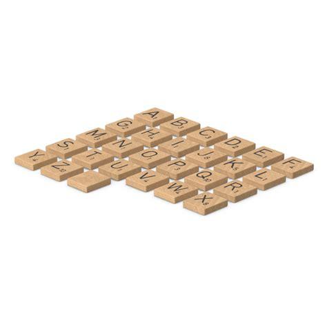 scrabble board pieces scrabble pieces image pixelsquid s105920559