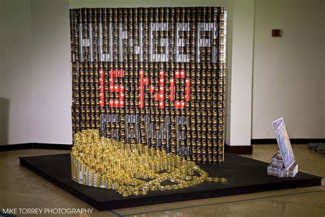 canstruction design plans winners named in canstruction san diego design build competition