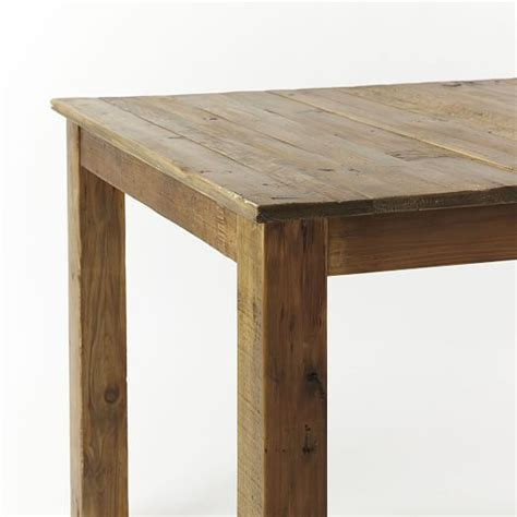 West Elm Reclaimed Wood Table by Reclaimed Wood Expandable Farm Table West Elm