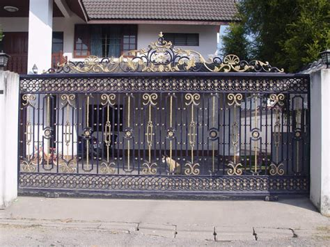 new home designs latest modern homes iron main entrance iron gates design gallery 10 images kerala home design
