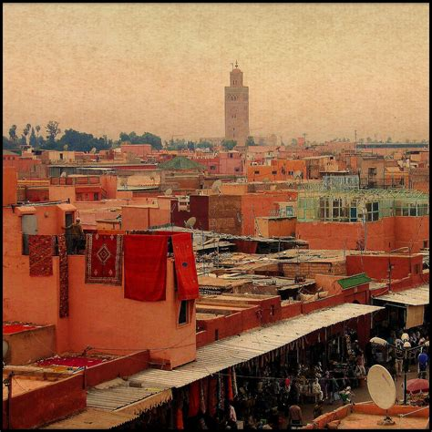 morocco city morocco capital morocco capital marrakech red city