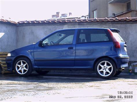 1997 Fiat Punto Pictures Cargurus