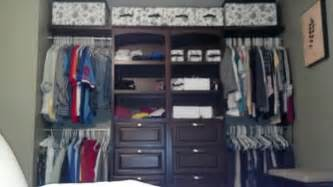 allen and roth closet organization system we bought from