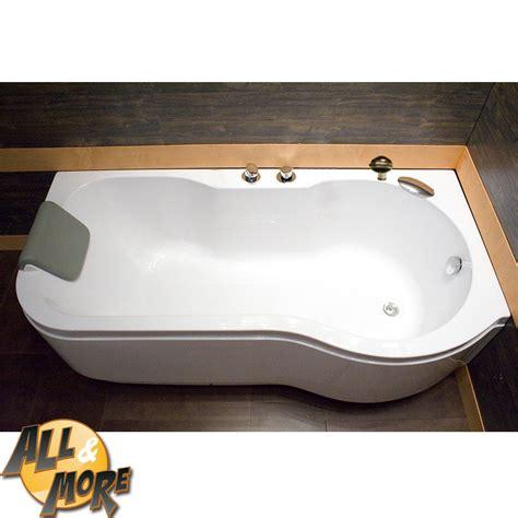 poggiatesta vasca da bagno all more it vasca da bagno destra con angolo poggiatesta