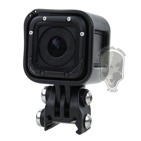 Promo Tmc Lens Protection For Gopro Hr253 Black Murah tmc plastic mount 20mm rail for gopro xiaomi yi xiaomi
