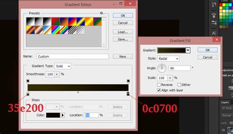 tutorial html adalah tutorial membuat efek emas pada teks dengan photoshop
