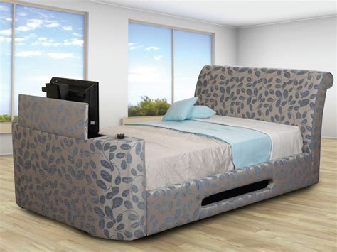 bed with built in tv cool beds with built in tv homesfeed