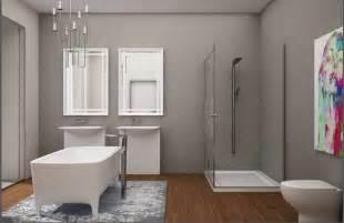 ba o dise o interiores diseno de cuarto de bano de estilo moderno decoracion ba