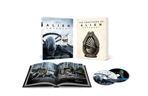 alien covenant ultimate alien fan gift set coming soon to vod blu ray dvd alien covenant pophorror