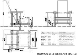 diy rietveld bouwplan open source mobilya