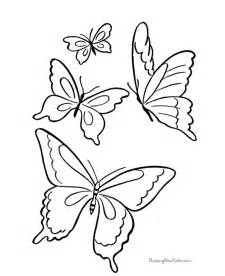 butterfly coloring sheet butterfly coloring pages az coloring pages