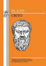 the crito of plato edited classic reprint books plato crito texts plato bristol classical press