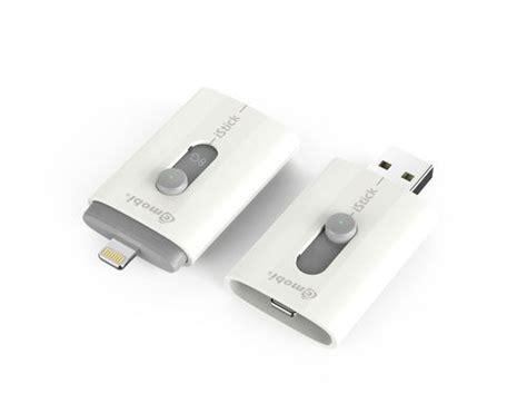 Gmobi Istick Pro 3 In 1 Micro Lightning Usb 3 0 64gb Gray pqi claims world s apple lightning and usb memory stick