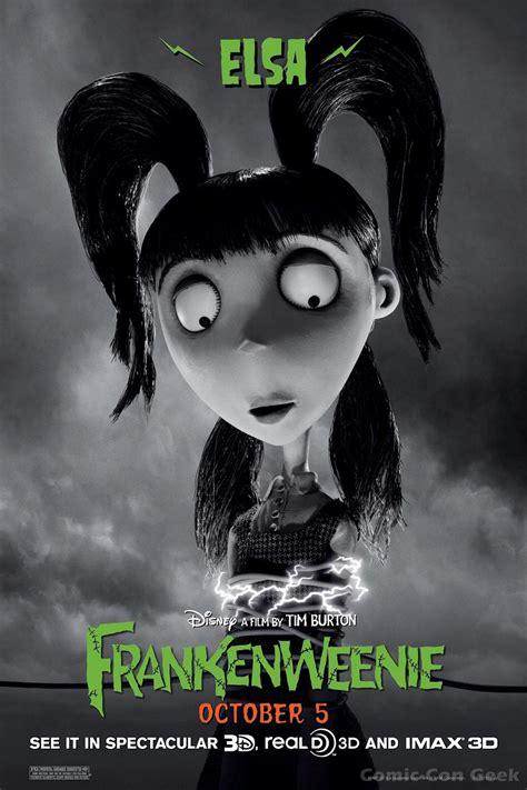 elsa film magyarul frankenweenie posters and character info comic con geek