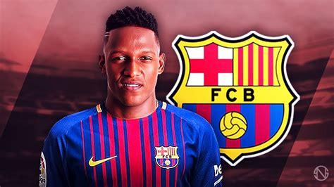 yerry mina yerry mina welcome to barcelona elite defensive skills