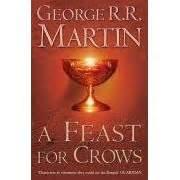 libro a feast for crows acolostico se escribe con erre lecturas
