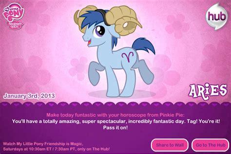 my little pony zodiac ponyscopes aries pony by sarin555 on deviantart