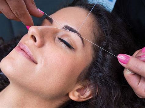 Reasons To Thread Your Eyebrows by 5 Ways To Stop Acne Breakouts After Eyebrow Threading