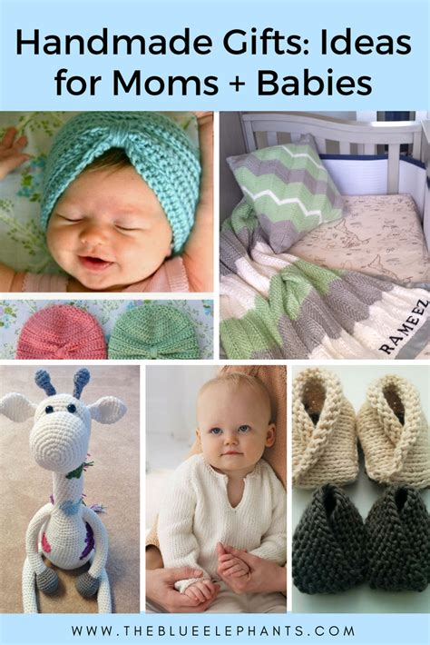 Handmade Gifts For Babies - handmade gifts ideas for babies