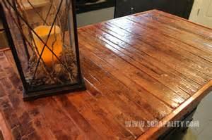 pallets kitchen island thrifted dresser repurpose
